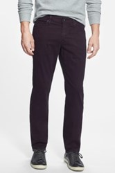 Ag Jeans Graduate Tailored Leg Pant Purple