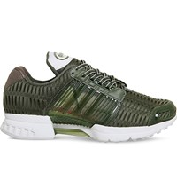 Adidas Climacool 1 Mesh Trainers Green Vintage White