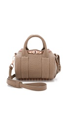 Alexander Wang Mini Rockie Bag Latte
