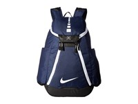 Nike Hoops Elite Max Air Team Backpack Midnight Navy Black White Backpack Bags