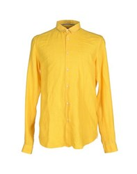Messagerie Shirts Shirts Men Yellow