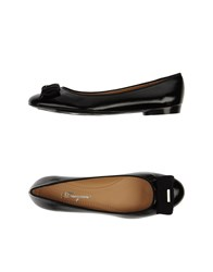 My Ferragamo Footwear Ballet Flats Women Black