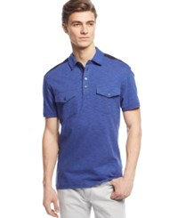 Inc International Concepts Topper Stripe Polo