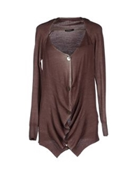 Bellwood Cardigans Cocoa