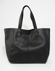 Warehouse Smart Shopper Bag Black