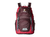Deuter Junior Aubergine Magenta Bags Brown