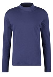 Your Turn Long Sleeved Top Dark Blue