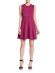 Red Valentino Open Back A Line Dress