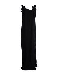 Valentino Roma Long Dresses Black