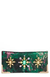Shiraleah Luisa Embellished Clutch