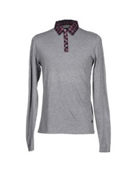Liu Jeans Polo Shirts Grey