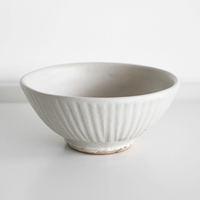 Rice Bowl In Matt Glaze Oen Shop