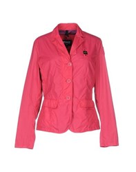 Blauer Suits And Jackets Blazers Women Fuchsia
