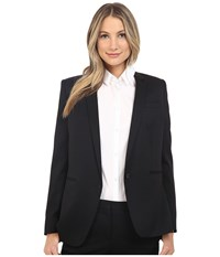 The Kooples Timeless Jacket Black Women's Coat