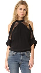 Iro Mya Top Black