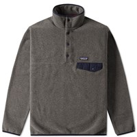 Patagonia Synchilla Snap T Pullover Grey