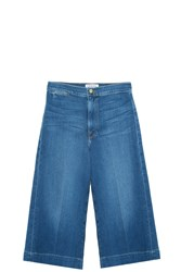 Frame Denim Le Culottes Blue