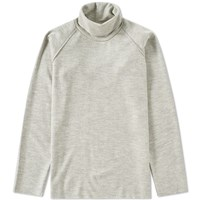 Needles Rollneck Sweater Grey