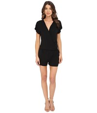 Tart Bryce Romper Black Women's Jumpsuit And Rompers One Piece
