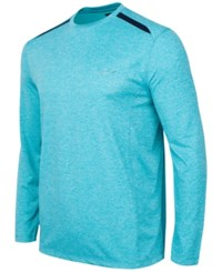 Greg Norman For Tasso Elba Men's Long Sleeve Performance Shirt Refreshing