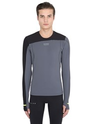 Gore Running Wear Ml Fusion Long Sleeve Top