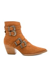 Matisse Harvey Booties Cognac