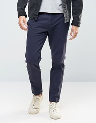 Replay Tapered Chinos Washed Navy Washed Navy