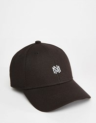 Mitchell And Ness Baseball Cap Exclusive To Asos Black
