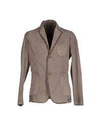 Bomboogie Suits And Jackets Blazers Men Khaki