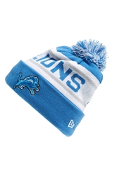New Era Cap 'Biggest Fan Redux Lions' Beanie Blue