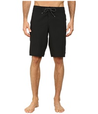Reef Lucas Boardshorts Black Men's Swimwear