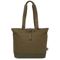 C6 Long Handle North South Tote Green