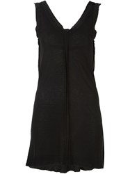 Damir Doma 'Taipei' Long Tank Black