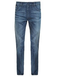 Fendi Bag Bags Pocket Slim Leg Jeans Blue