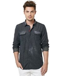 Buffalo David Bitton Sinlev Corduroy Long Sleeve Shirt