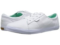 Reef Ridge White Women's Lace Up Casual Shoes
