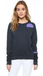 Freecity Sun Strike Crew Neck Sweatshirt Deep Space