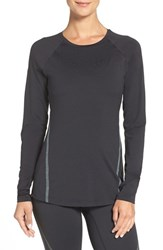 New Balance Women's Perforated Long Sleeve Top