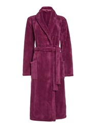 Cyberjammies Fleece Robe Purple