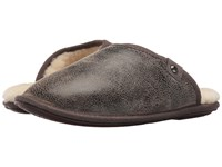 Bedroom Athletics Keifer Distressed Tea Men's Slippers