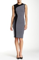 Yigal Azrouel Luxe Tilikum Dress Gray