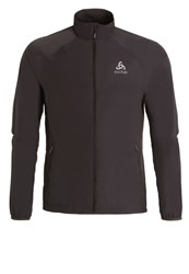 Odlo Averno Sports Jacket Odlo Graphite Grey