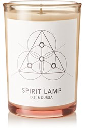 D.S. And Durga Spirit Lamp Scented Candle Colorless