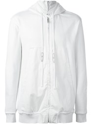 Damir Doma 'William' Hoodie White