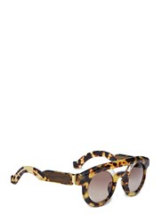 Jacques Marie Mage Clara Tortoiseshell Sunglasses Brown