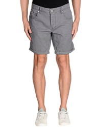 Blend Of America Blend Denim Denim Bermudas Men Dark Blue
