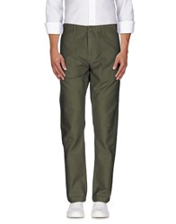 Stussy Trousers Casual Trousers Men Military Green