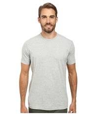 Agave Denim 100 Supima Cotton Agave Tee Heather Gray Men's T Shirt