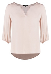 Comma Blouse Powder Rose