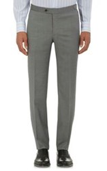 Isaia Gregory Trousers Grey